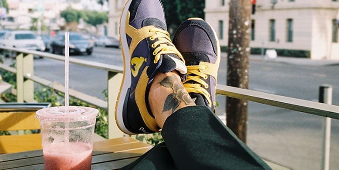 Money Clothing Footwear Collection