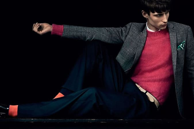 Topman Autumn/Winter 2014 Lookbook