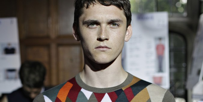 Pringle Of Scotland SS15 – London Collections: Men