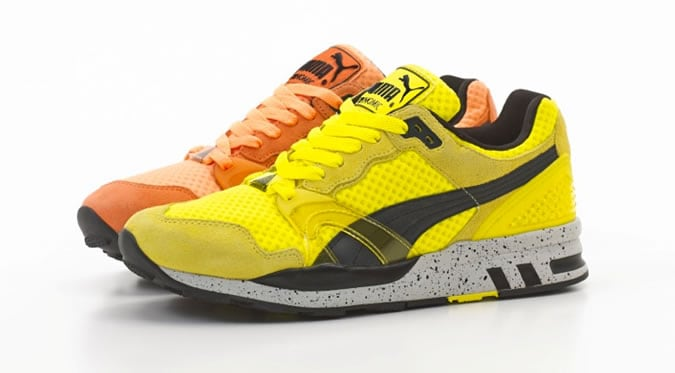 Puma Trinomic Fluro Mesh Evolution Pack 2014