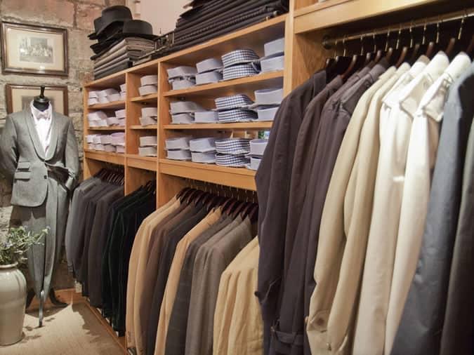 Walker Slater Tailors Store