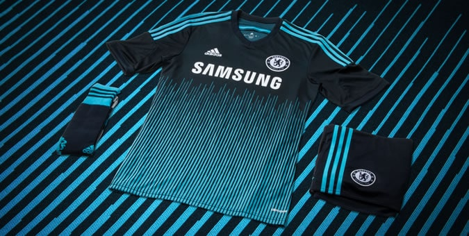 Chelsea Third Kit 2014/15 Season