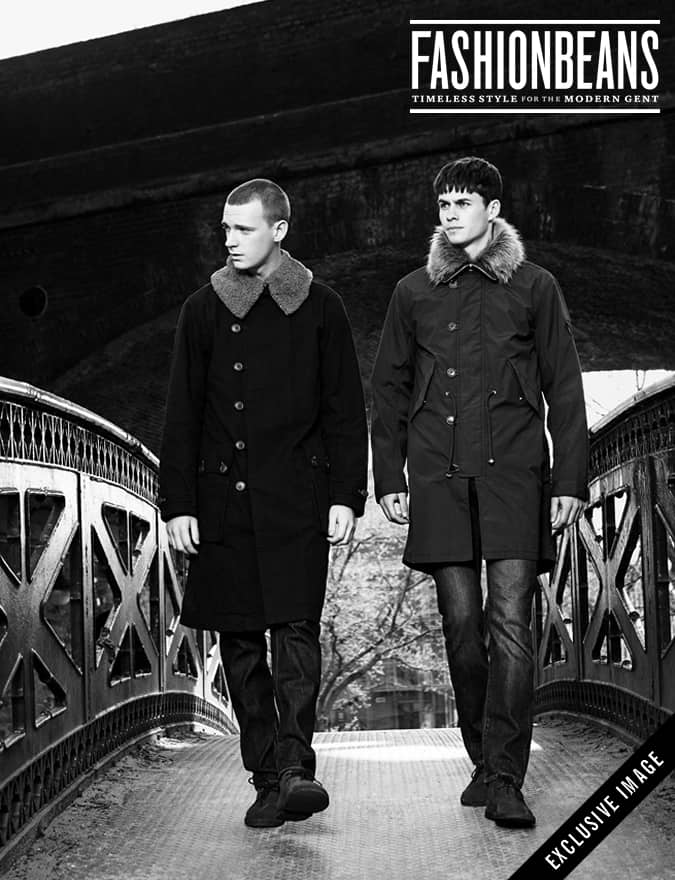 Pretty Green AW14 Green Label