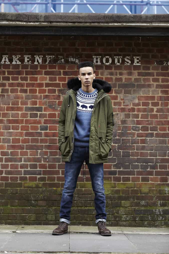 Bellfield AW14 Lookbook