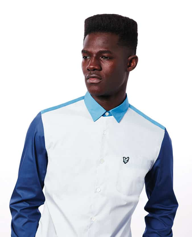 Lyle & Scott x Jonathan Saunders AW14 Collection