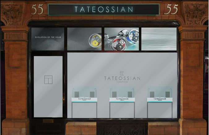 Tateossian London Men's Flagship Store
