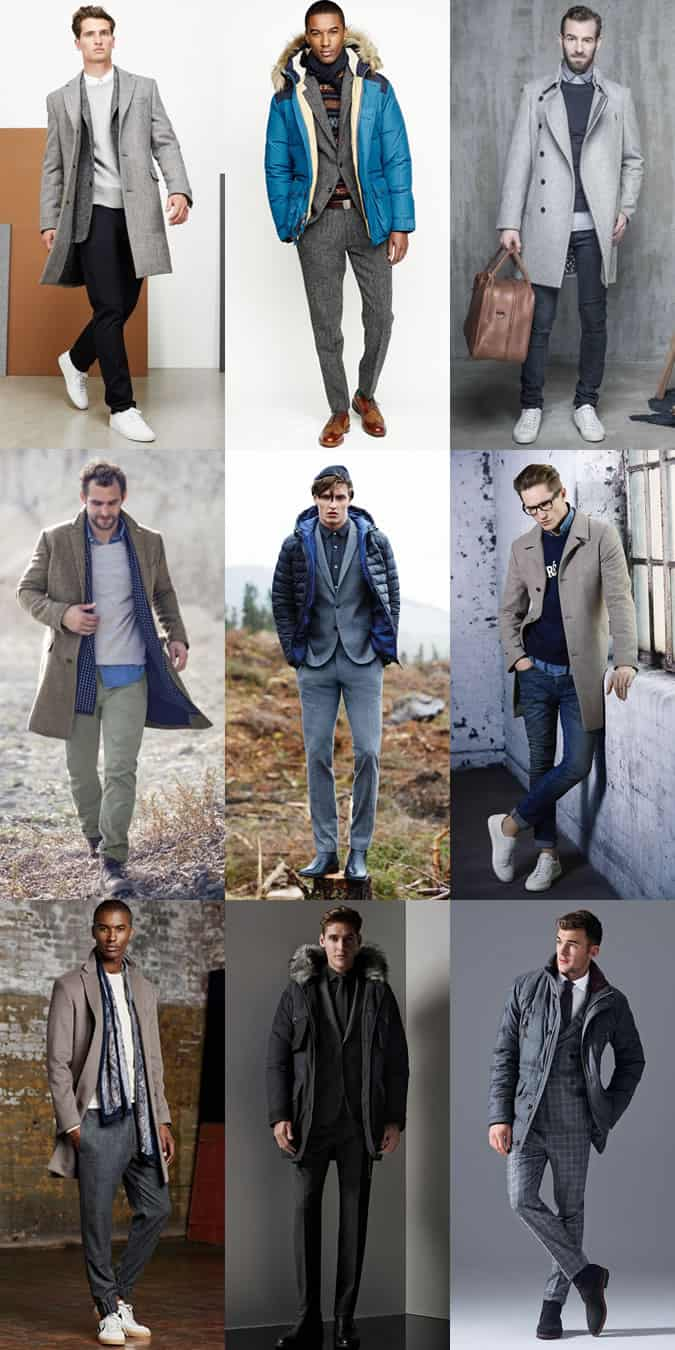Casual Men Fashion Style