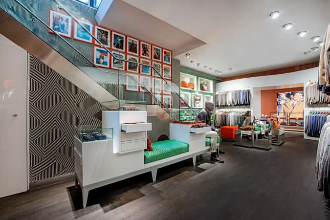 Suitsupply Flagship Store London