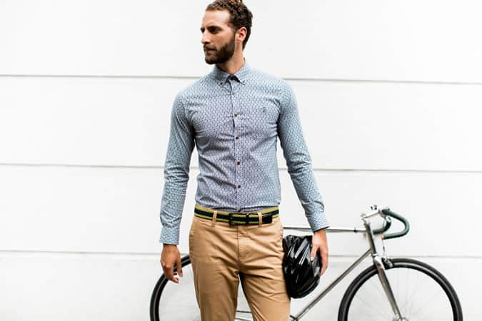 fec1ffb7 Ted Baker Men's Raising The Handlebars Cycle Clothing Collection