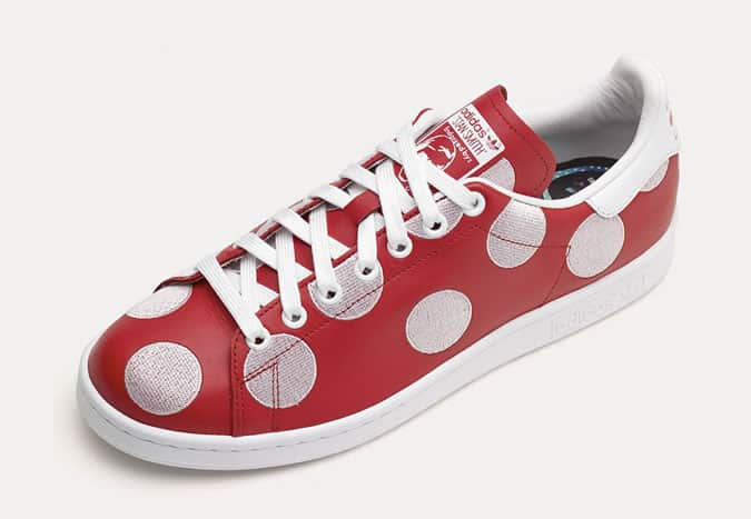 Pharrell Williams x adidas Originals Polka Dot Packs