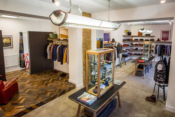 Oliver Spencer Shoreditch Store