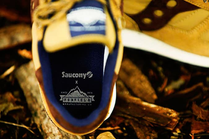 Saucony Originals x Penfield