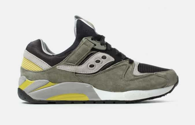 Saucony Grid 9000 Spice Pack