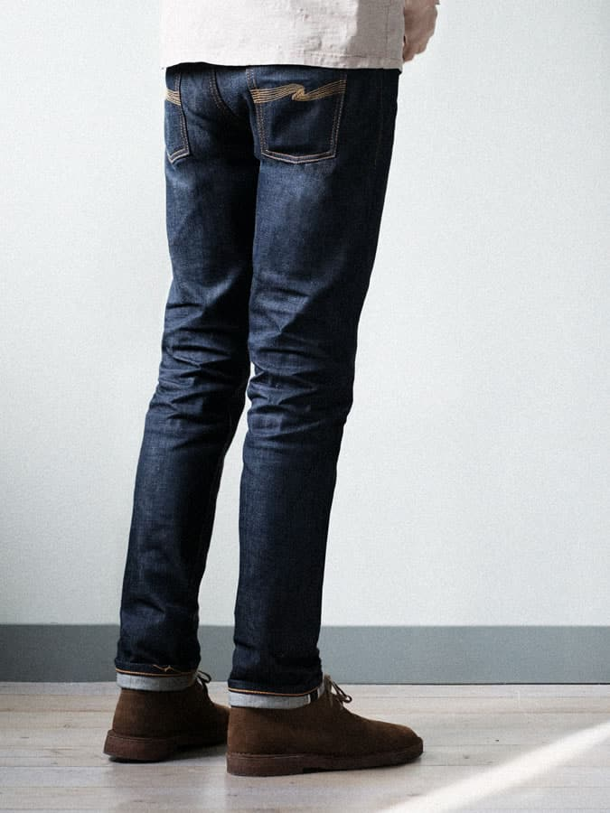 Nudie Jeans Steady Eddie Heavy Japan