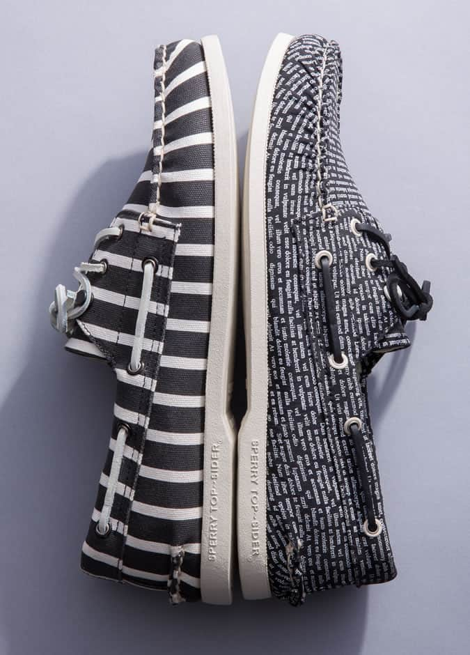 Sperry Top-Sider x Band of Outsiders Capsuke