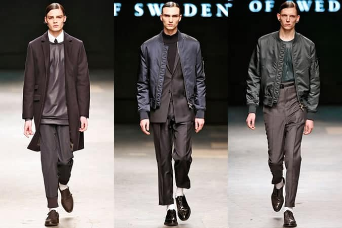 Tiger of Sweden aw15 Menswear Collection LC:M