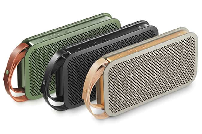 Olufsen BeoPlay A2 Portable Bluetooth Speaker