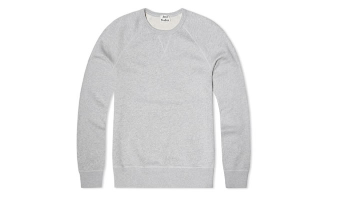 Acne Studios College Crew Sweat