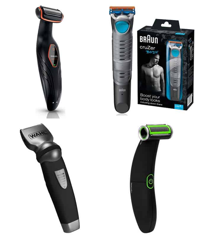 Men's Body Shavers