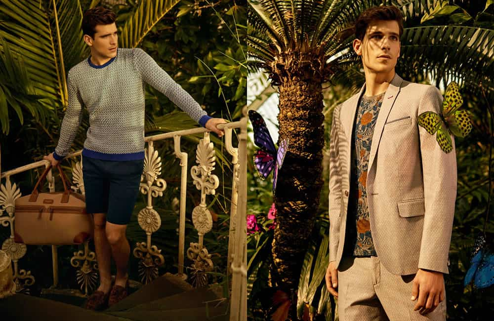 Ted Baker SS15 Holiday Shop - Destination: Las Pozas, Mexico