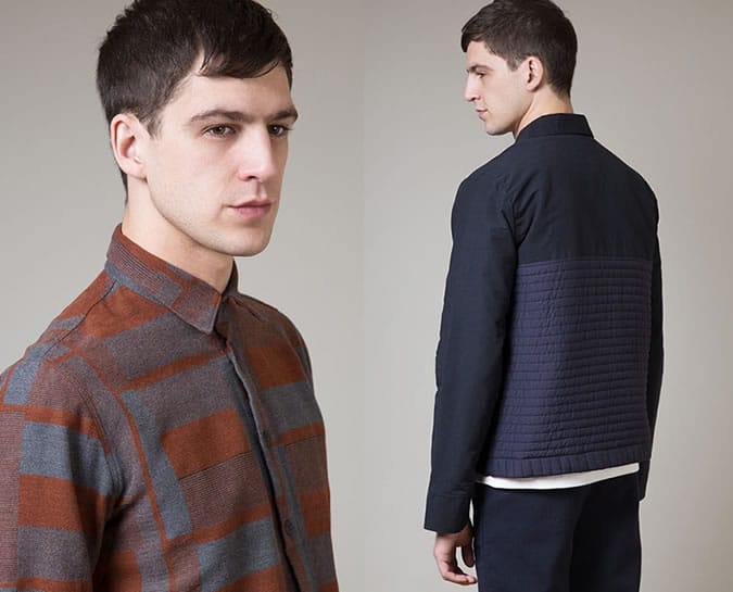 Folk Autumn/Winter 2015 lookbook