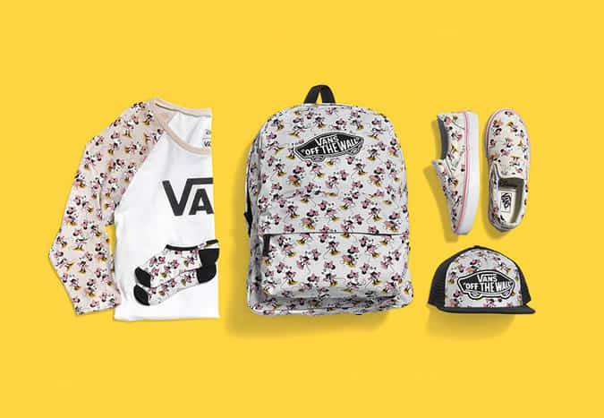 Vans x Disney Young at Heart Collection