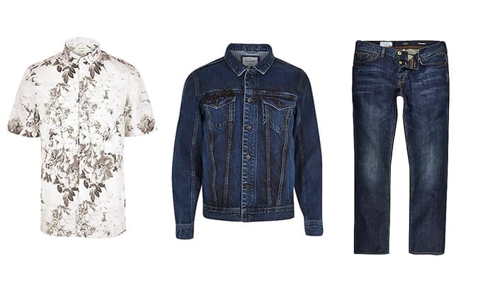 River Island Menswear - Get The Look