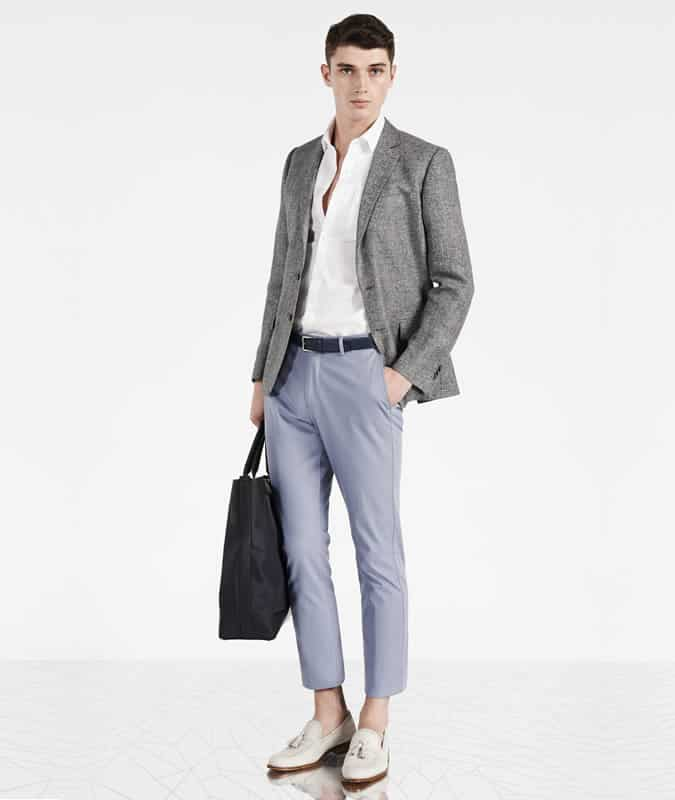 Reiss Spring/Summer 2015 Outfit
