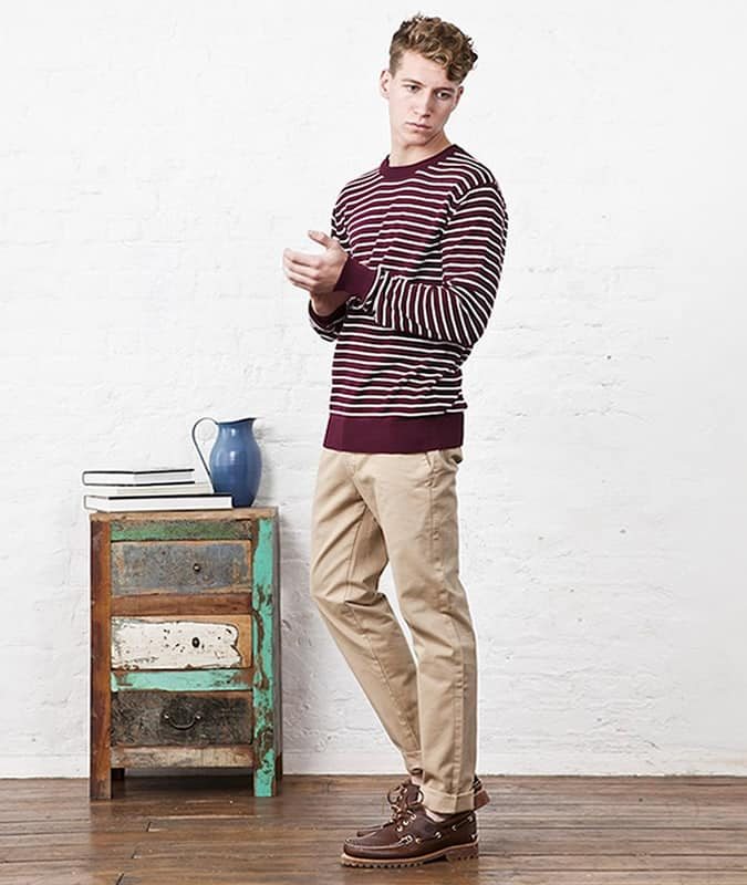 The Idle Man SS15 Collection