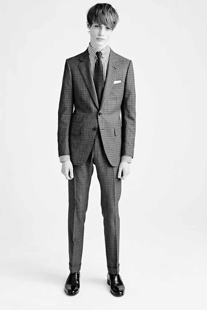 Tom Ford Menswear - Autumn/Winter 2015 Collection