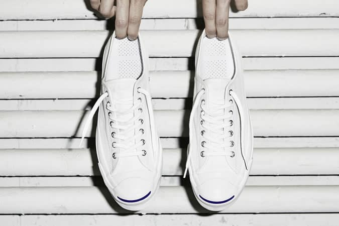 Converse Jack Purcell 'Signature' Trainers