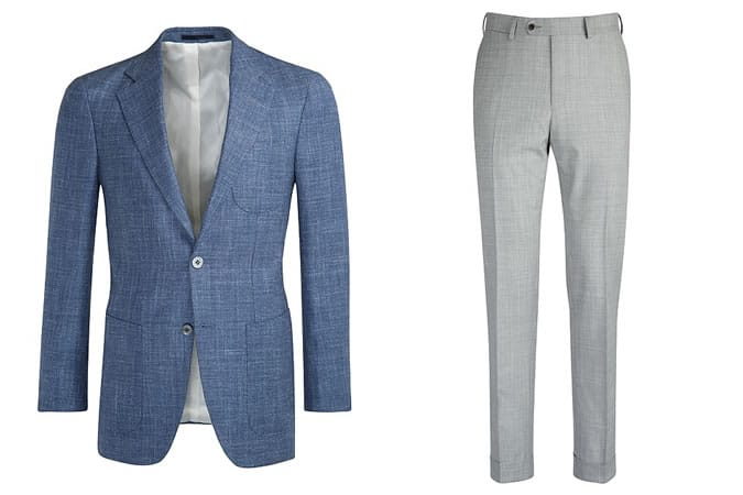 Suitsupply Trousers and Blazer