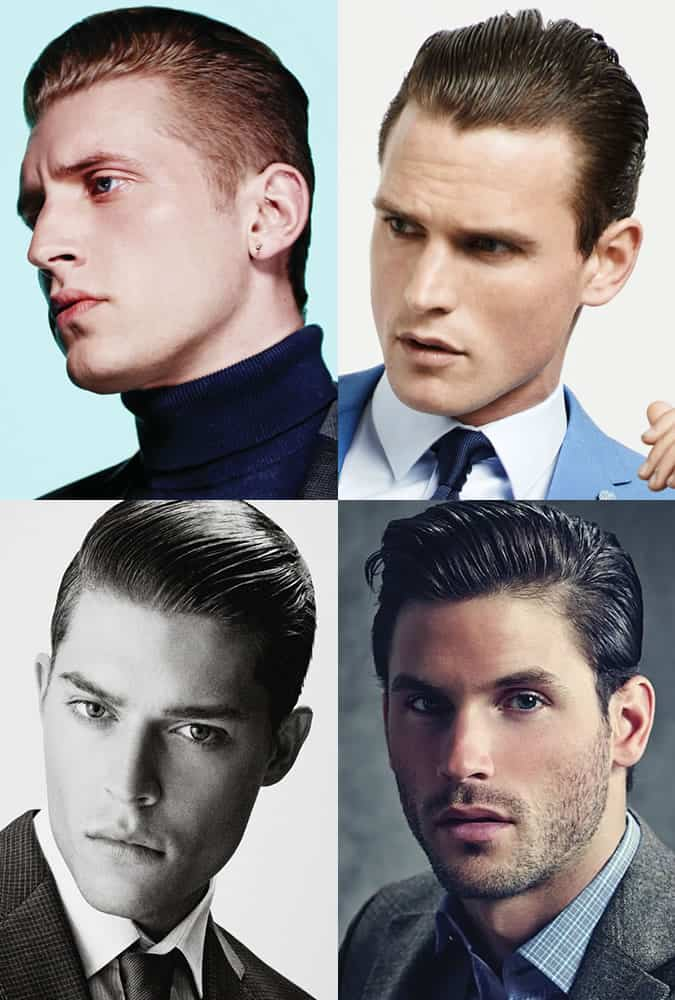9 Classic Men S Hairstyles That Will Never Go Out Of