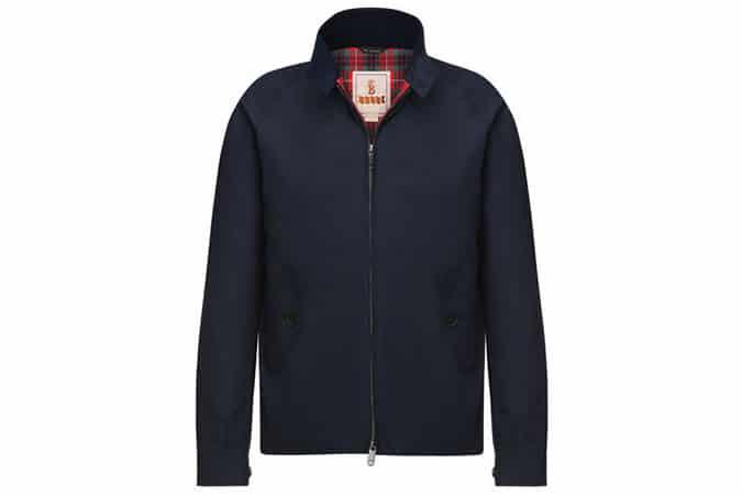 G4 Original Baracuta Jacket