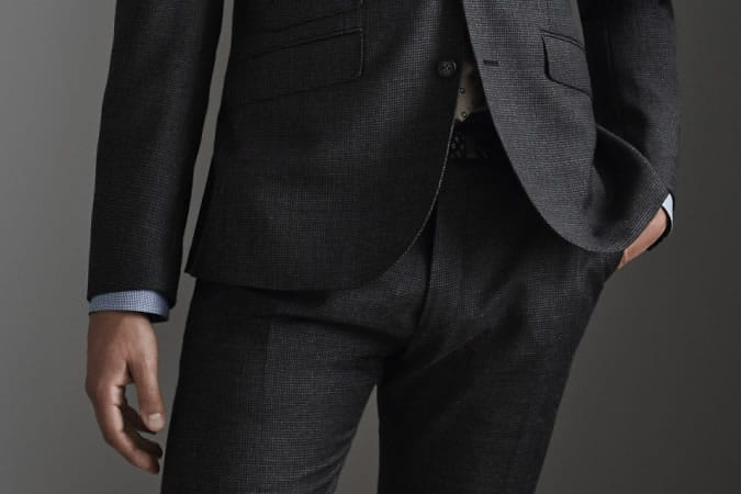 Good Suit Blazer Sleeve Length