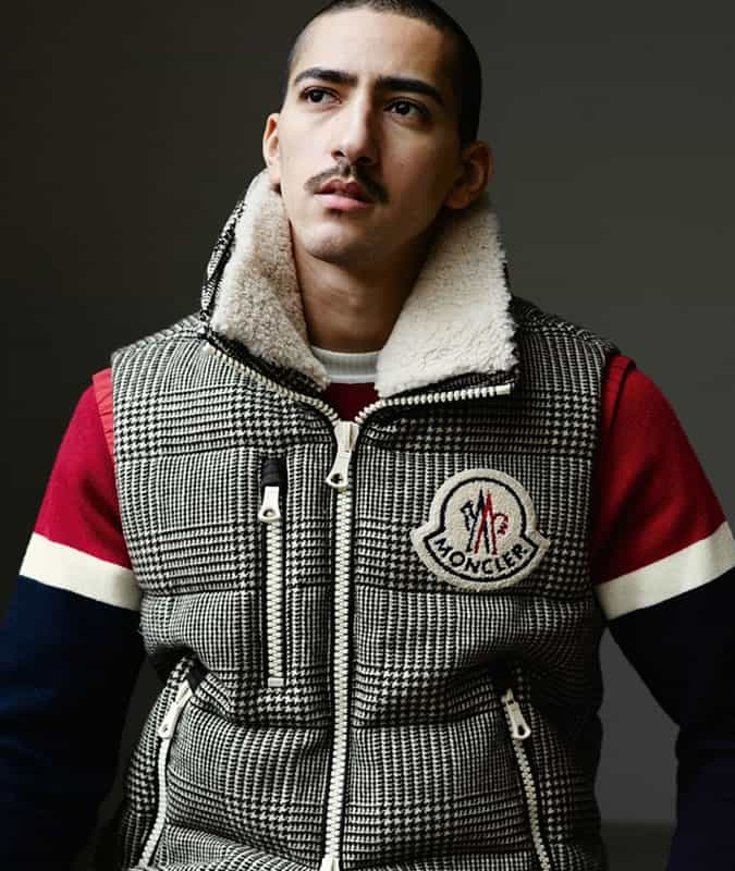 Ami x Moncler Collection