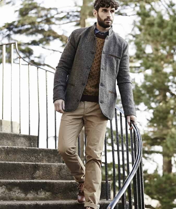 Peregrine Autumn/Winter 2015 Lookbook
