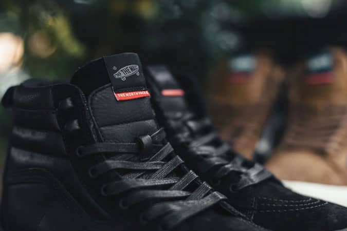 Vans x North Face Sneaker Collaboration