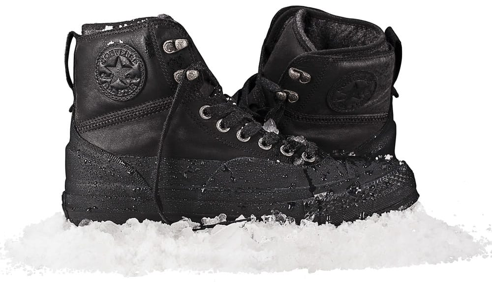 Converse Sneakerboot Collection - Tekoa All Star
