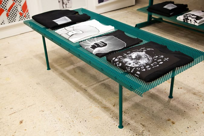Brain Dead Launches WORLD UPDATE At Dover Street Market