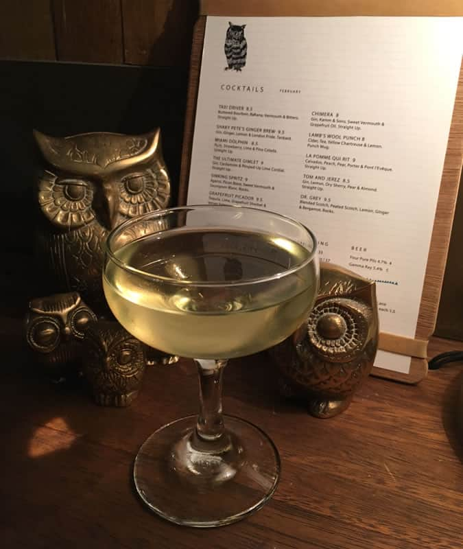 Naomi Fletcher's Ultimate Gimlet (Serves 2)