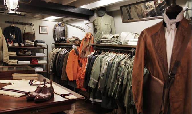 The Vintage Showroom - Second-hand Army Jackets