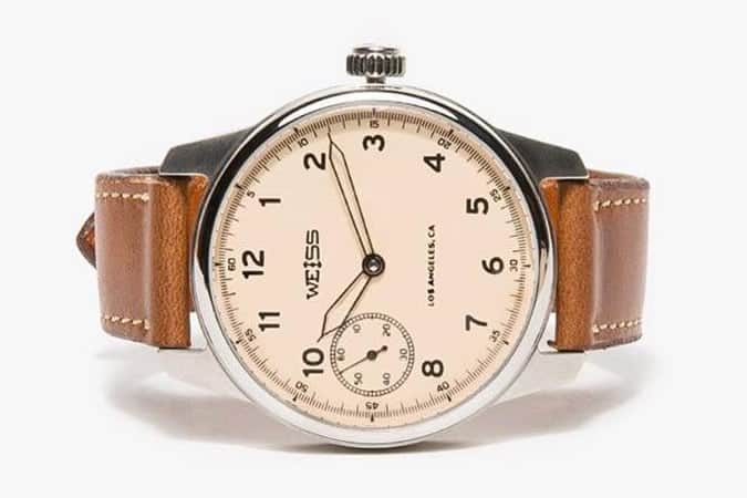 Weiss Watch Company Watches