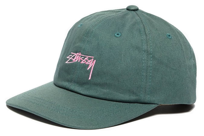 Stüssy Smooth Stock Strapback Cap