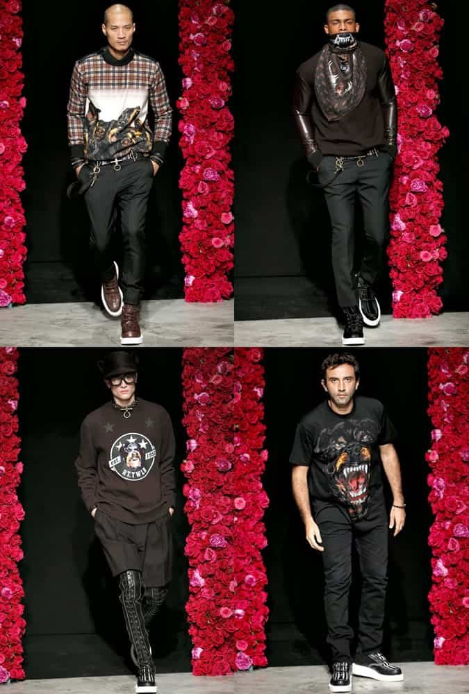 Givenchy AW 11/12 - The Best & Most Influential Menswear Shows Of All Time