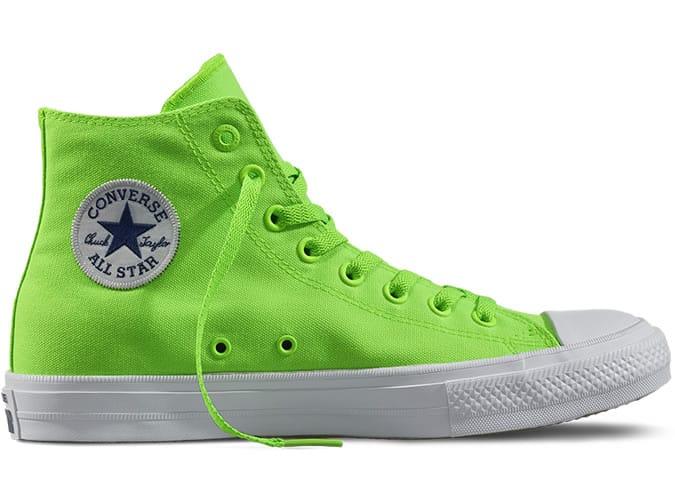 Converse Chuck Taylor II Neon Collection