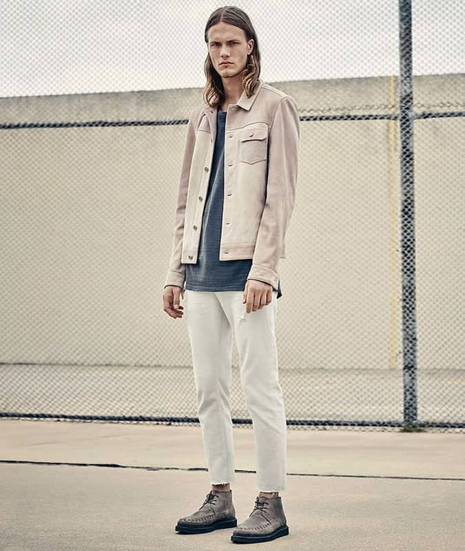 AllSaints Scandi-Inspired Outfit