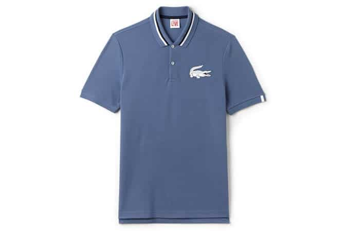 Lacoste Live Rubber Crocodile Polo Shirt
