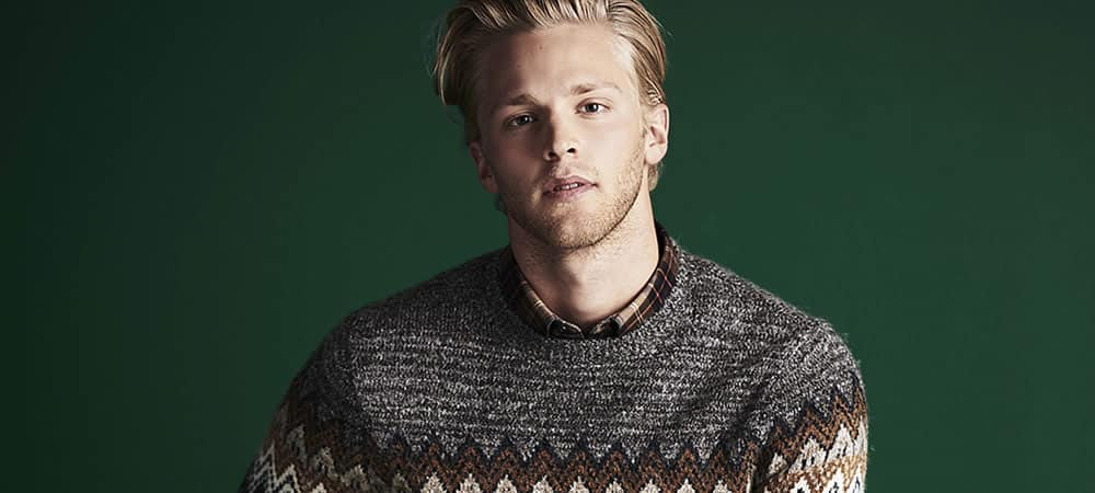 River Island Autumn/Winter 2016 Men's Lookbook