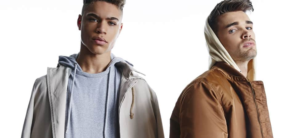 BoohooMAN Autumn/Winter 2016 Men's Lookbook